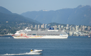 A strategic initiative gives competitive advantage to the Vancouver's Cruise Port