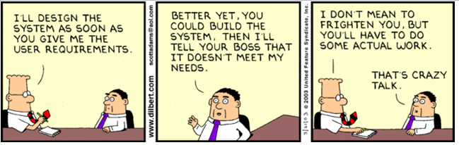 Funny Picture Of The Dayhumordilbertdisaster Plan also 45 together with puterHolyWars besides Dilbert On Engineering Sales And Marketing in addition Color test. on dilbert birthday office