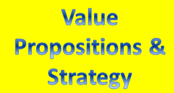 Value Propositions Strategic Initiatives