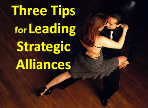 strategic alliances 3 tips