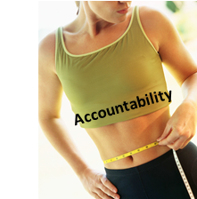 Accountability defined - the ability to have your performance measured