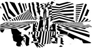 Disruptive pattern